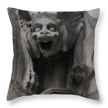 Notre Dame 1 Throw Pillow