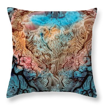 Noumenon Throw Pillow