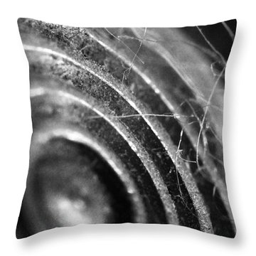 Now Hear This Throw Pillow by Skip Hunt