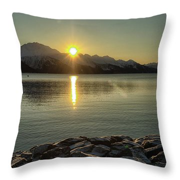 Now That Is A Pretty Picture Throw Pillow