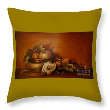 Nsdp/design Throw Pillow