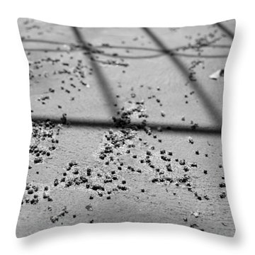Nuances Of Nature - Dna 2009 Limited Edition 1 Of 1 Throw Pillow