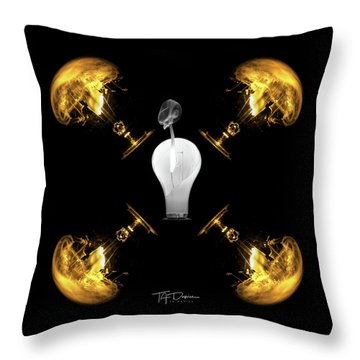 Nuclear Considerations Throw Pillow