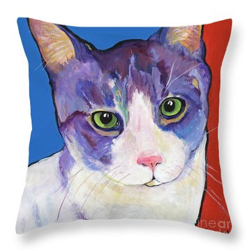 Nugget Throw Pillow
