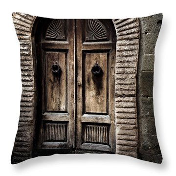 Number 13 Throw Pillow