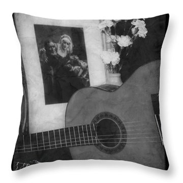 Number 2 Throw Pillow