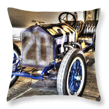 Number 20 Throw Pillow