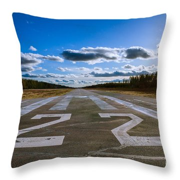 Number 22 You Have A Very Bright Future Ahead Throw Pillow