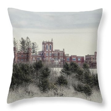 Oak Grove Coburn Throw Pillow