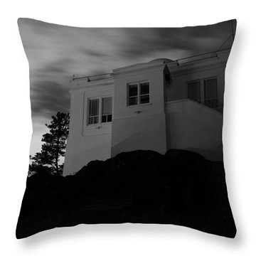 Observatory Dawn Throw Pillow