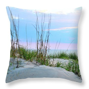 Obx Daybreak Throw Pillow