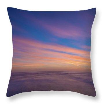 Ocean And Beyond Throw Pillow
