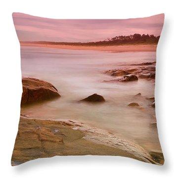 Ocean Beauty 801 Throw Pillow
