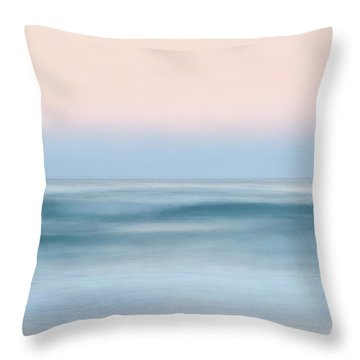 Ocean Calling Throw Pillow