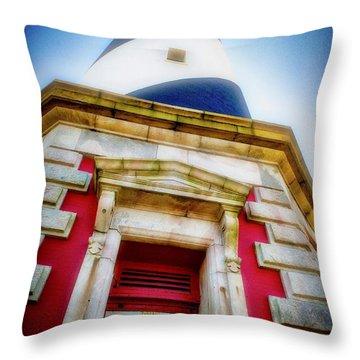 Outer Banks Throw Pillow