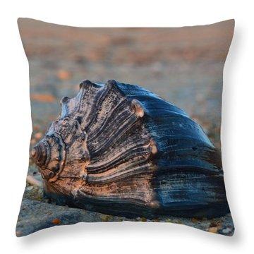 Ocean Treasures Throw Pillow