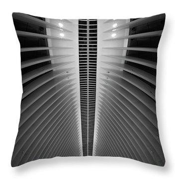 Oculus Throw Pillows