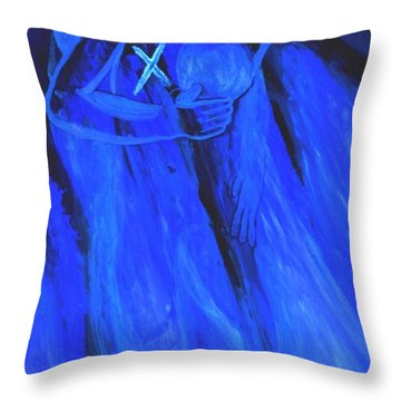 Of Memories And Dreams Throw Pillow