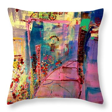 Of South 1 Throw Pillow