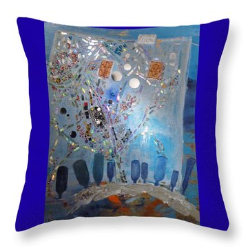 Of South 2 Throw Pillow