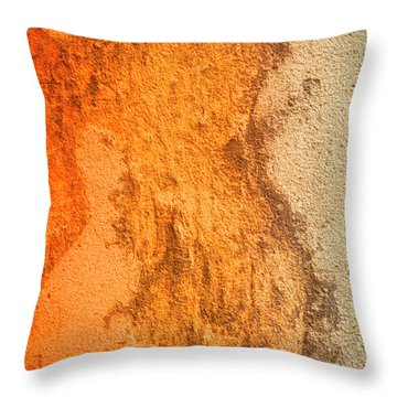 Throw Pillow featuring the photograph Of Sunsets And Stone 1 by Christi Kraft