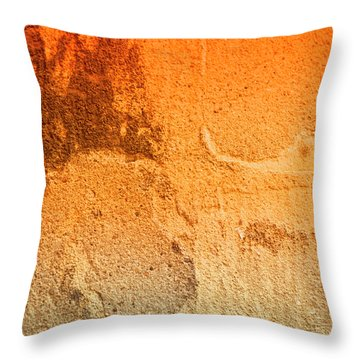 Throw Pillow featuring the photograph Of Sunsets And Stone 4 by Christi Kraft