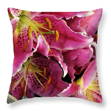 Offering #4 Throw Pillow