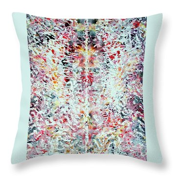 10-offspring While I Was On The Path To Perfection 10 Throw Pillow