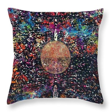 11-offspring While I Was On The Path To Perfection 11 Throw Pillow