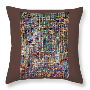 13-offspring While I Was On The Path To Perfection 13 Throw Pillow