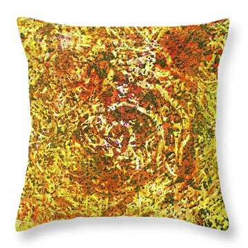 14-offspring While I Was On The Path To Perfection 14 Throw Pillow