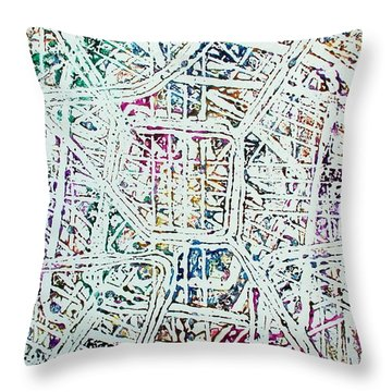 16-offspring While I Was On The Path To Perfection 16 Throw Pillow