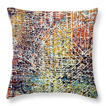 19-offspring While I Was On The Path To Perfection 19 Throw Pillow
