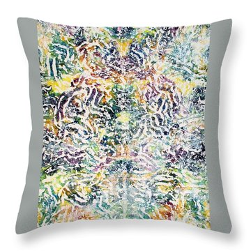 20-offspring While I Was On The Path To Perfection 20 Throw Pillow