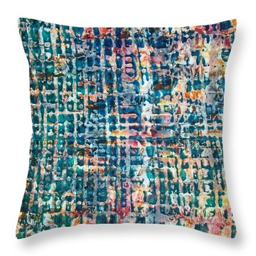 21-offspring While I Was On The Path To Perfection 21 Throw Pillow