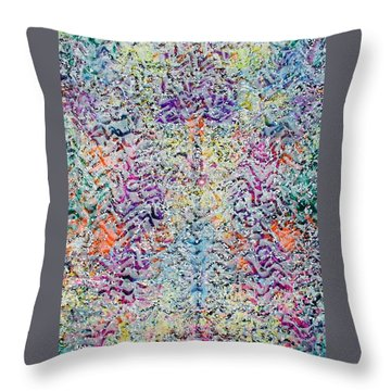 22-offspring While I Was On The Path To Perfection 22 Throw Pillow