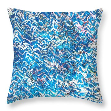 23-offspring While I Was On The Path To Perfection 23 Throw Pillow