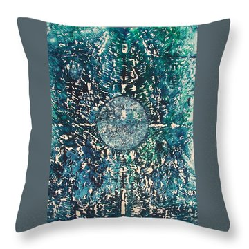 30-offspring While I Was On The Path To Perfection 30 Throw Pillow