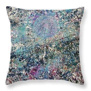 31-offspring While I Was On The Path To Perfection 31 Throw Pillow