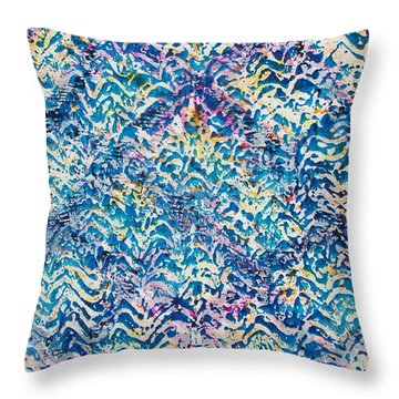 32-offspring While I Was On The Path To Perfection 32 Throw Pillow