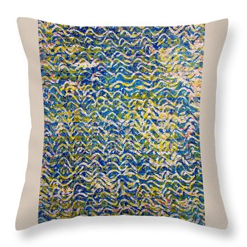 33-offspring While I Was On The Path To Perfection 33 Throw Pillow
