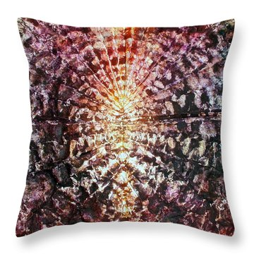35-offspring While I Was On The Path To Perfection 35 Throw Pillow