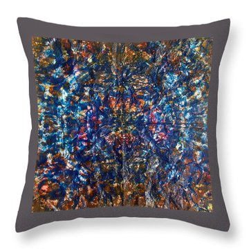 45-offspring While I Was On The Path To Perfection 45 Throw Pillow