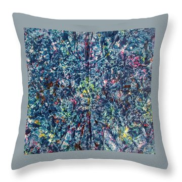 46-offspring While I Was On The Path To Perfection 46 Throw Pillow