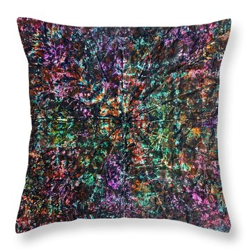 49-offspring While I Was On The Path To Perfection 49 Throw Pillow
