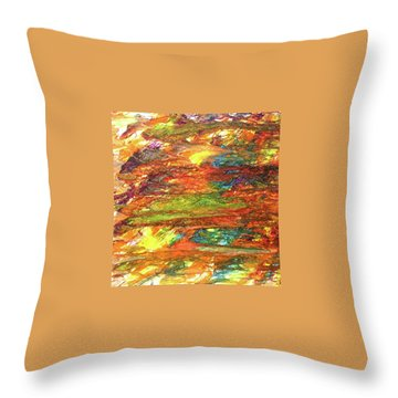 5-offspring While I Was On The Path To Perfection 5 Throw Pillow