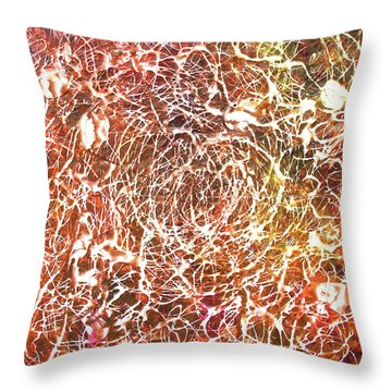 7-offspring While I Was On The Path To Perfection 7 Throw Pillow