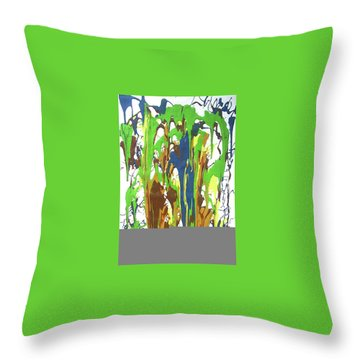 9-offspring While I Was On The Path To Perfection 9 Throw Pillow