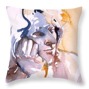 Ogden 2 Throw Pillow