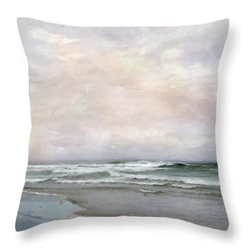 Ogunquit Sunset Throw Pillow